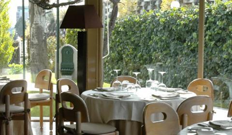 Salón La Rotonda Restaurante el Oso